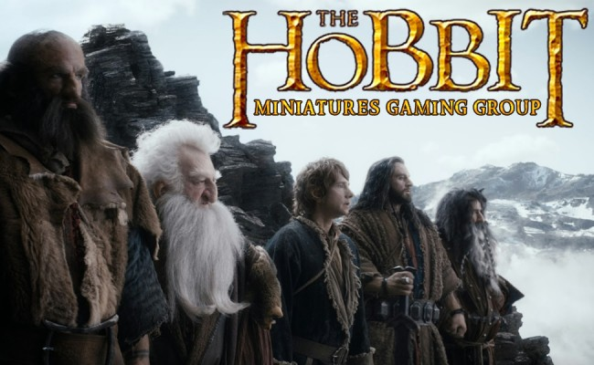LotR/Hobbit Strategy Battle Game Tournament! March 22nd!