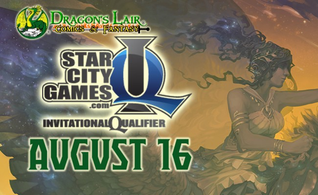 StarCityGames.com Invitational Qualifier August 16th!