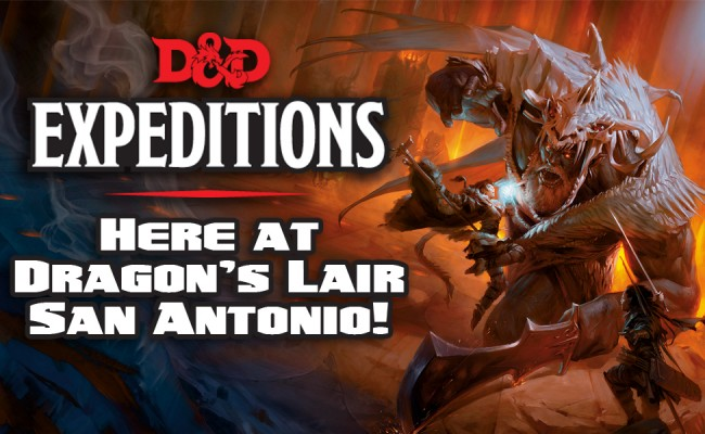 D&D Expeditions June 4th!