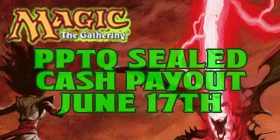 Dragon's Lair San Antonio is hosting a Magic PPTQ Sealed format tournament with a cash payout! It all takes place on Saturday, June 17th!