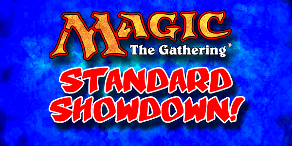 Magic Standard Showdown every Thursday in November at 7 PM!
