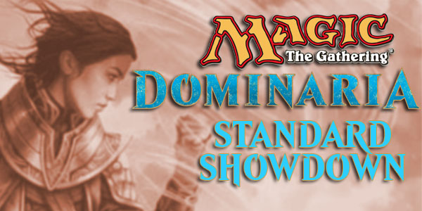 Come to Dragon's Lair San Antonio Medical Center every Thursday at 7 PM to play in our Dominaria Standard Showdown! $5 entry fee. Special prizes!