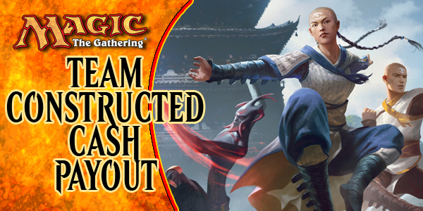 Come to Dragon's Lair San Antonio Medical Center on Saturday, March 24th to play in our MtG Team Constructed Cash Payout Event! Cash prizes to the winners of the tournament!