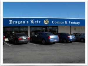 dragon's lair store