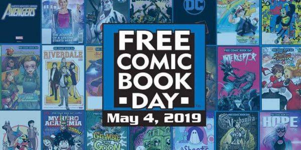 Free Comic Book Day 2019