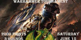Warhammer 40k Monthly Tournament