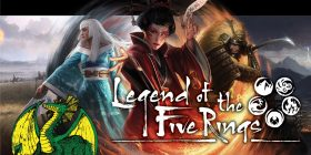 Legend of the Five Rings Tournament