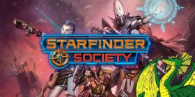 Starfinder Society at Dragon's Lair