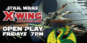 X-Wing Open Play