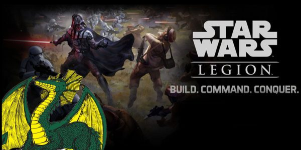 Star Wars Legion Dragons Lair Houston