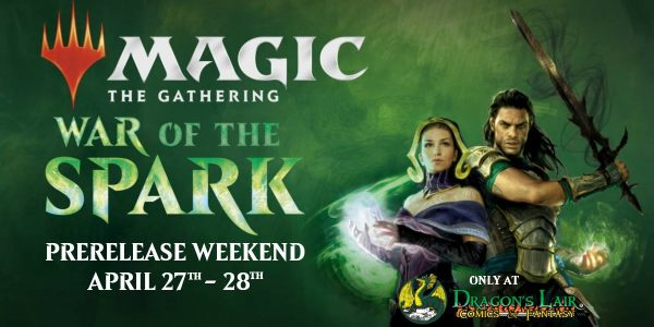 Magic the Gathering: War of the Spark