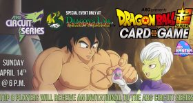 Dragon Ball Super Eggstravaganza