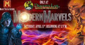 Modern Marvels Tournament