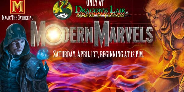 Modern Marvels Tournament