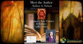 Meet Author Sydnee A. Nelson