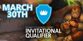 Star City Game Invitational Qualifier March 30th! Play Modern Format Magic for prizes!