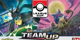Pokemon Team Up League Cup